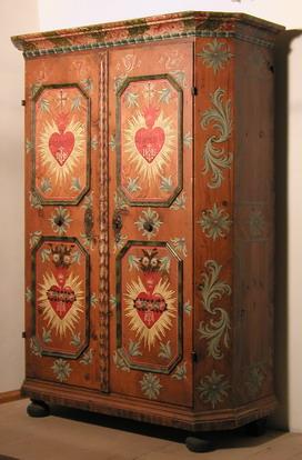 antiquit ten und kunsthandlung baumann perthaler kasten. Black Bedroom Furniture Sets. Home Design Ideas